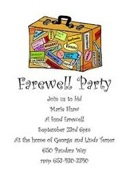 going away to college invitations school farewell invitation templates style by modernstork