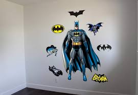 amazing and varied batman wall decals by ey decals