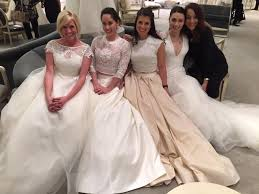 bridal consultants dorothy on my beautiful bridal consultants wearing