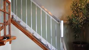 stainless steel railing design for stairs uk youtube