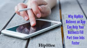 how our job seeker app helps your business hiphire