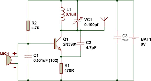 how to make fm transmitter build circuit