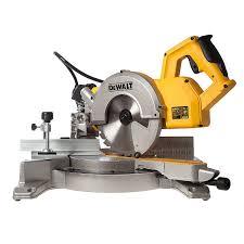 dewalt chop saw table dewalt dw777 216mm crosscut compound slide mitre saw powertool world