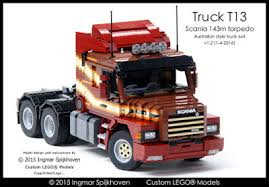 truck instructions ingmar spijkhoven truck t13 scania t143m with instructions updated