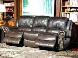 Leather Sofa Problems Deacon Leather Power Reclining Sofa Reviews Electric Recliner Uk