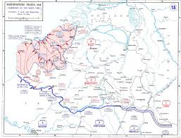 Battle Of The Bulge Map Battle Of The Lys 1940 Wikipedia