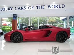convertible lamborghini 2016 lamborghini aventador lp 700 4 roadster for sale in fort