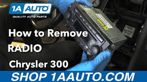 how to remove install radio 2006 chrysler 300 buy quality parts