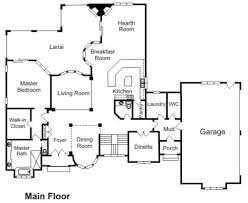 club manor u2013 perrino builders floor plans