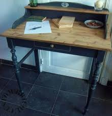 bureau à l ancienne bureau relooké by custom bricol plus relooking meubles