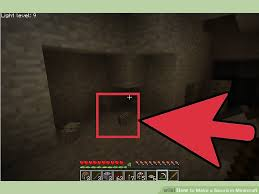 How To Make Light In Minecraft 7 Easy Ways To Make A Sword In Minecraft With Pictures