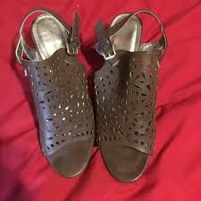 Red Barn Shoes Women U0027s Dress Barn Shoes Wedges On Poshmark