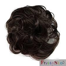 bun scrunchie prettyshop scrunchie scrunchy bun up do hair