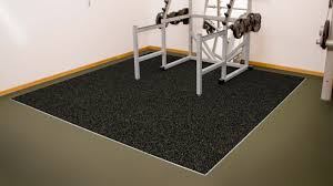 Laminate Floor Thickness Rubber Gym Flooring