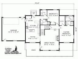 cabin blueprints log home floor plans ranch style loft fireside homes home building