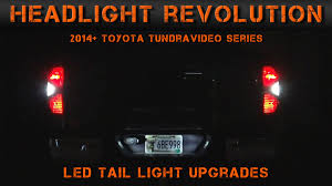 2016 toyota tundra fog light bulb 2014 2017 toyota tundra led reverse blinkers license plate lights
