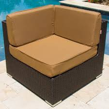 Vinyl Wicker Patio Furniture by Avery Island 16 Piece Resin Wicker Patio Sectional Seating Set