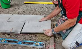 How To Cut Patio Pavers How To Lay Pavers Bunnings Warehouse