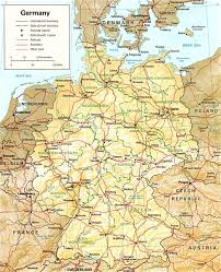 Maps Germany by Index Of Genealogy History Maps Germany