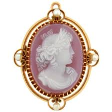 victorian cameo necklace images Victorian sardonyx cameo gold earring pin pendant set at 1stdibs jpg
