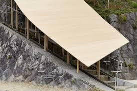 pavillion in kyoto university ryue nishizawa u0026 nendo