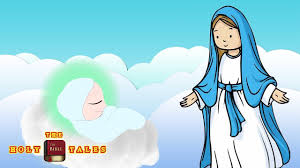 stories of virgin mary stories of mary i animated children s