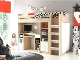 bureau superposé lit superpose avec bureau lit superpose avec rangement lit mezzanine
