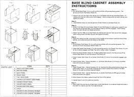 cabinet kitchen cabinet assembly