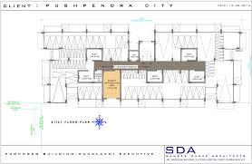 pushpendra city floor plans project 3d views in ratnagiri