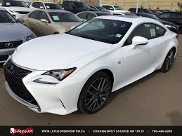 lexus uae offers 2015 new ultra white on black 2015 lexus rc 350 awd f sport series 1