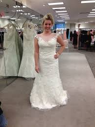 ivory lace wedding dress davids bridal wedding dresses in jax