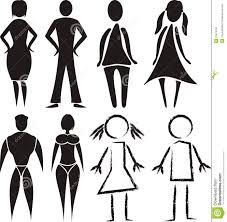 Male Female Bathroom Signs by Prepossessing 25 Bathroom Sign Silhouette Design Ideas Of Best 25