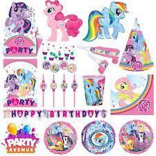 my pony decorations my pony birthday child party decorations ebay