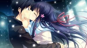 wallpaper anime lovers young love anime lovers wallpapers and images desktop nexus
