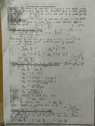 class12 physics notes on electrostatic potential and capacitance