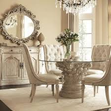 Best  Glass Dining Table Ideas On Pinterest Glass Dining Room - Dining room sets round