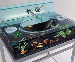 Aquarium Bed Set Aquarium Sink