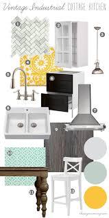 home design concept board mood board vintage industrial cottage kitchen u2013 our diy house