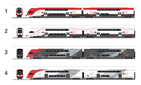 Seeking Graphics You Can Choose The Graphics For California S New Caltrain Fleet