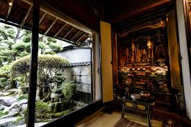 the family garden a sake brewer u0027s house steeped in tradition wsj