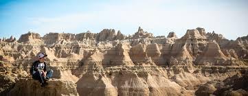 South Dakota Travel Hacking images Badlands national park black hills badlands south dakota jpg