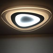 dimmable led ceiling lights remote control living room bedroom modern led ceiling lights