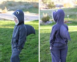 halloween costume ideas simple shark with dorsal fin make it