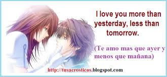 imagenes de amor en ingles español versos de amistad traducidos en ingles tiernas imagenes para compartir