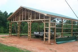 Car Barn Plans 28 Barn Shop Plans 153 Pole Barn Plans And Designs That You