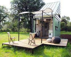 Low Cost Tiny House Eclectic Eco Friendly Tiny House With Two Lofts Youtube Loversiq