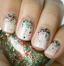 20 easy u0026 cute christmas nails art designs u0026 ideas 2016