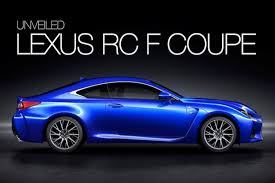 lexus rc sedan lexus rc f is the lexus coupe we u0027ve been waiting for