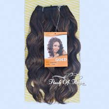 gg extensions 2pcs lot premium noble gold bohemian moss synthetic hair weave