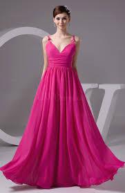 chiffon bridesmaid dress long semi formal sash simple formal full